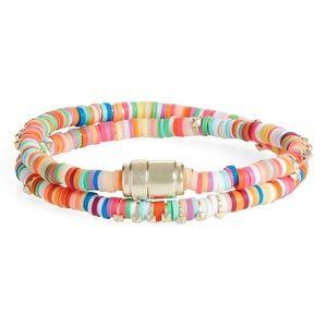 New Kendra Scott Reece Gold Wrap Bracelet
